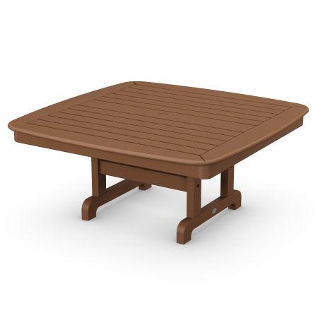 "Nautical 44"" Conversation Table in Teak"