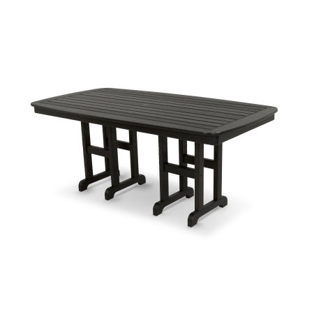 "Classics 37"" x 72"" Dining Table in Black"