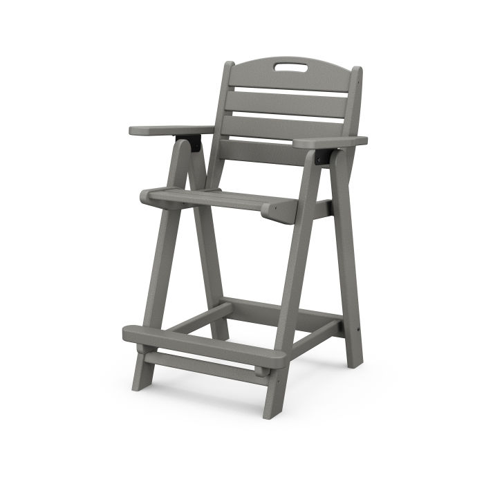 Nautical Counter Chair