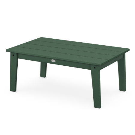Lakeside Coffee Table in Green