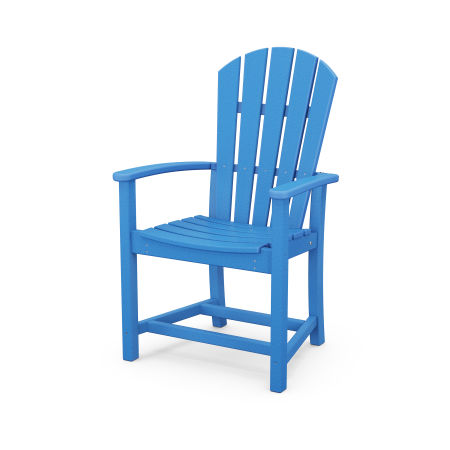 Palm Coast Dining Chair in Pacific Blue