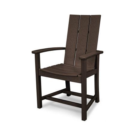 MOD Adirondack Dining Chair in Mahogany