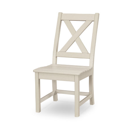 Braxton Dining Side Chair in Sand