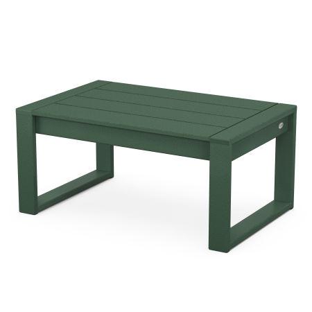 EDGE Coffee Table in Green