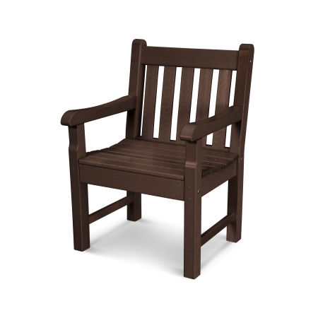 Rockford Garden Arm Chair in Mahogany