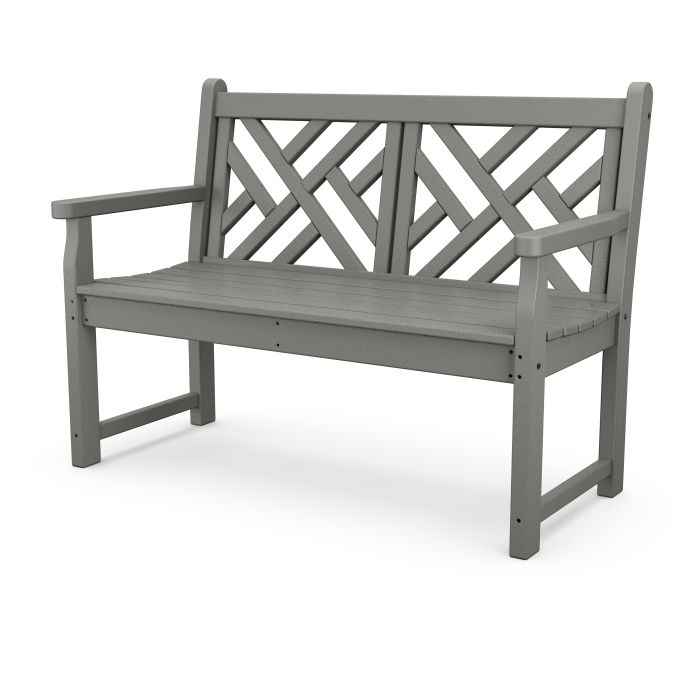 """Chippendale 48"""" Bench"""