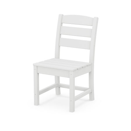 Lakeside Dining Side Chair in White