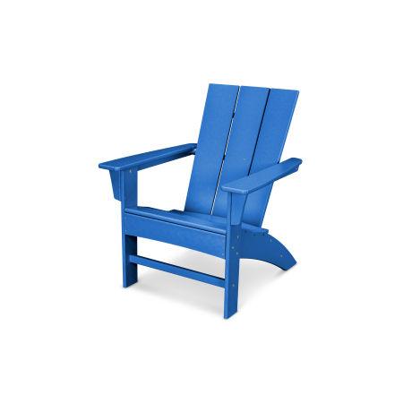 Prescott Adirondack in Pacific Blue