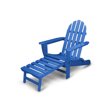 Classics Ultimate Adirondack Chair in Pacific Blue