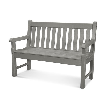 "Rockford 48"" Bench in Slate Grey"