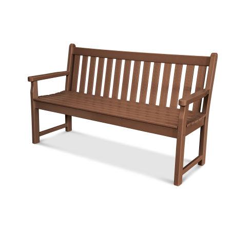 "Traditional Garden 60"" Bench in Teak"