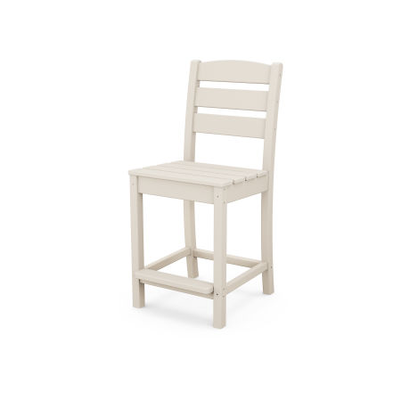 Lakeside Counter Side Chair in Sand