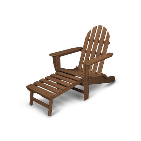 Classics Ultimate Adirondack Chair in Teak