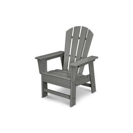 Casual Chair in Slate Grey