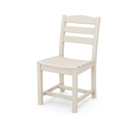 La Casa Café Dining Side Chair in Sand