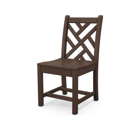 Chippendale Dining Side Chair in Mahogany