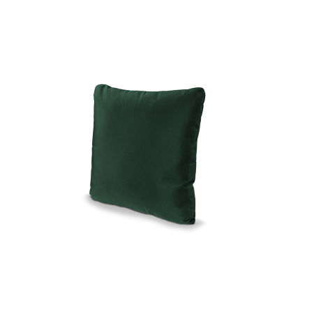 """16"""" Outdoor Throw Pillow in Forest Green"""