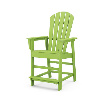 South Beach Counter Chair in Lime