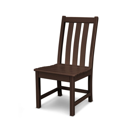 Vineyard Dining Side Chair in Mahogany