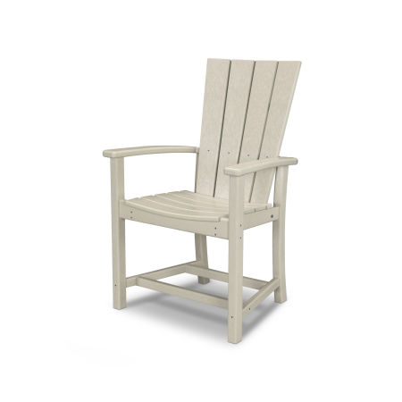 Quattro Adirondack Dining Chair in Sand