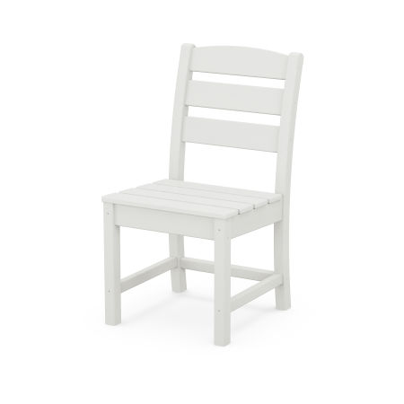 Lakeside Dining Side Chair in Vintage White