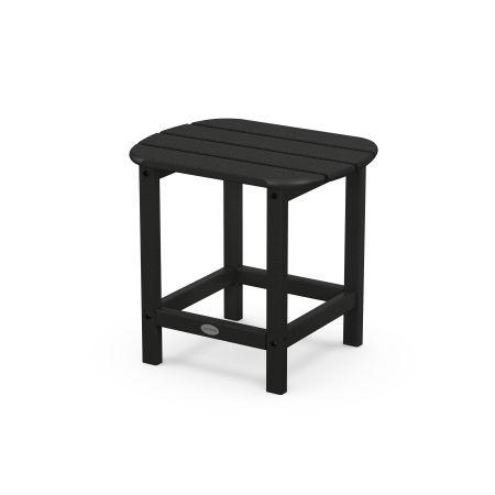 "18"" Side Table in Black"