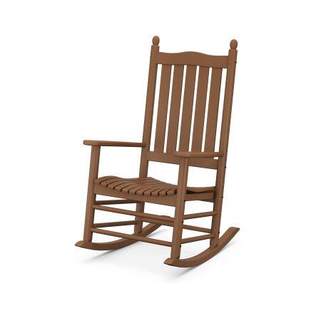 McGavin Rocking Chair in Teak