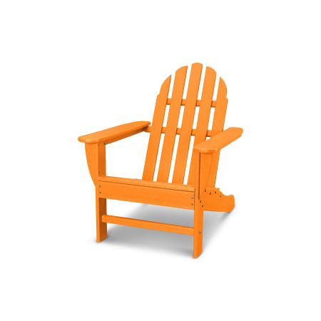 Classics Adirondack Chair in Tangerine