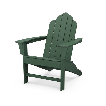 Long Island Adirondack in Green