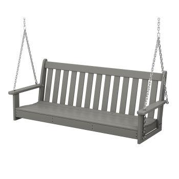 """Vineyard 60"""" Porch Swing"""