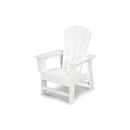 Casual Chair in White