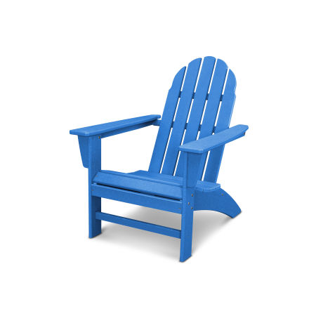 Vineyard Adirondack Chair in Vintage Pacific Blue