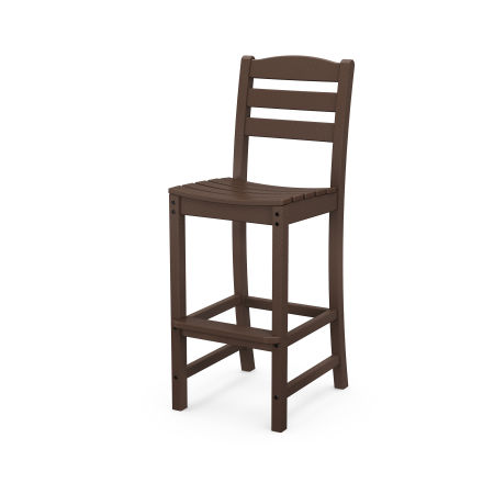 La Casa Café Bar Side Chair in Mahogany