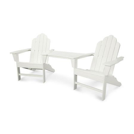 Long Island Tête-à-Tête Set in White
