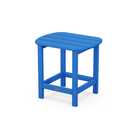 "18"" Side Table in Pacific Blue"
