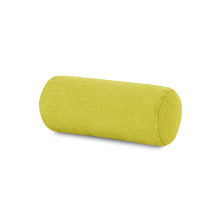 Outdoor Bolster Pillow in Cast Citrus