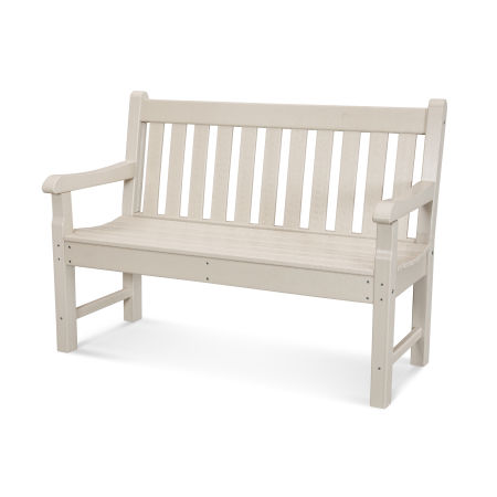 "Rockford 48"" Bench in Sand"