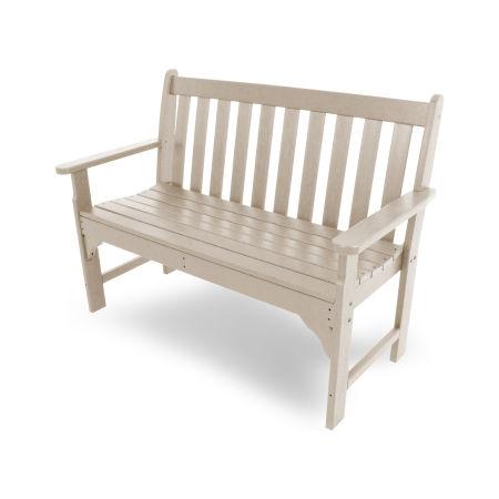 """Ivy 48"""" Garden Bench"""