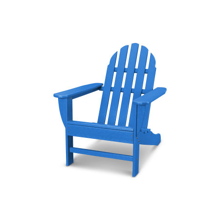 Classics Adirondack Chair in Pacific Blue