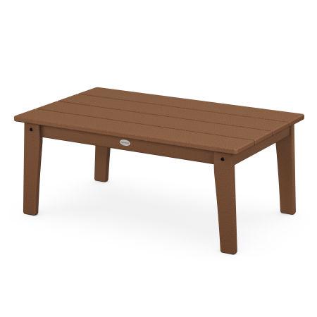 Lakeside Coffee Table in Teak