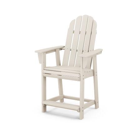 Vineyard Adirondack Counter Chair in Sand
