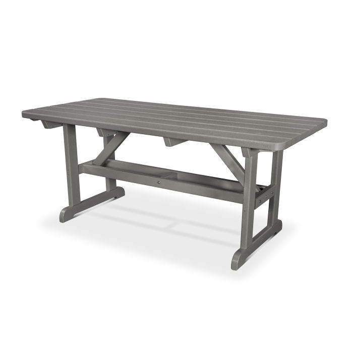 "Park 33"" x 70"" Picnic Table"