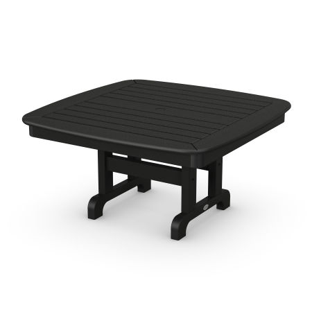 "Nautical 37"" Conversation Table in Black"