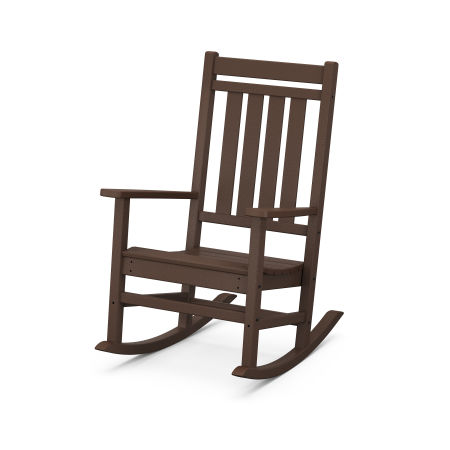 Estate Rocking Chair in Mahogany