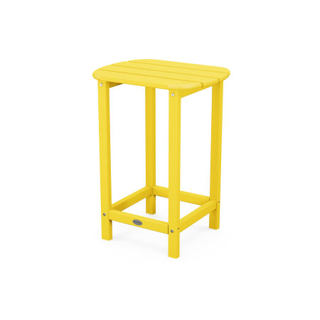 "26"" Counter Side Table in Lemon"