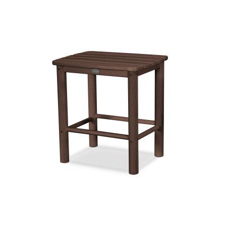 McGavin Side Table in Mahogany