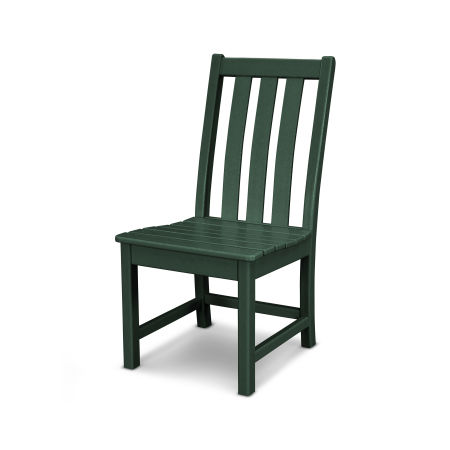 Vineyard Dining Side Chair in Green