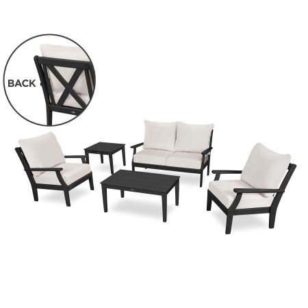 Braxton 5-Piece Deep Seating Set