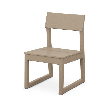 EDGE Dining Side Chair in Vintage Sahara