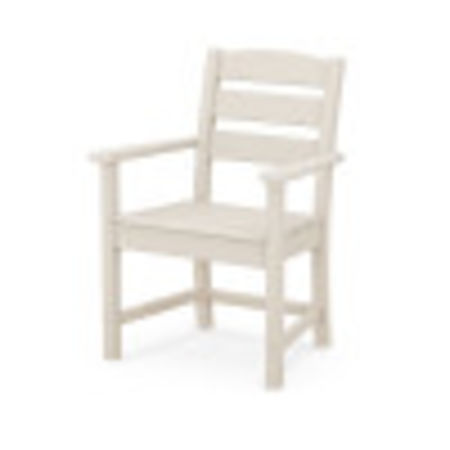 Lakeside Dining Arm Chair in Sand